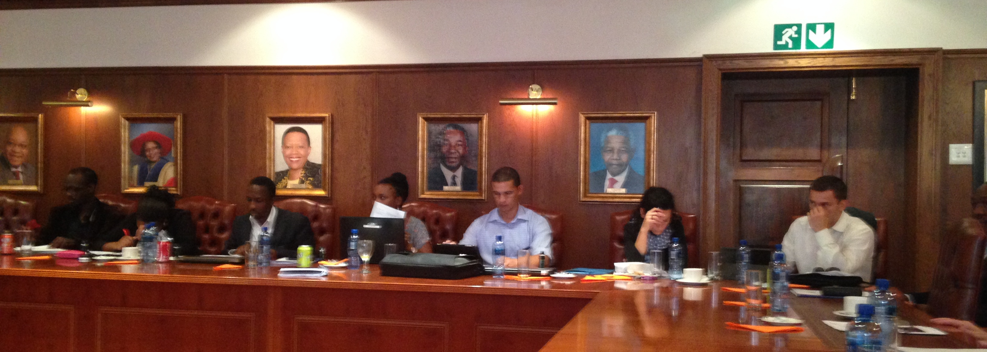 Conference at Vaal University